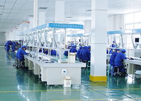 广州市友讯通信设备有限公司实力