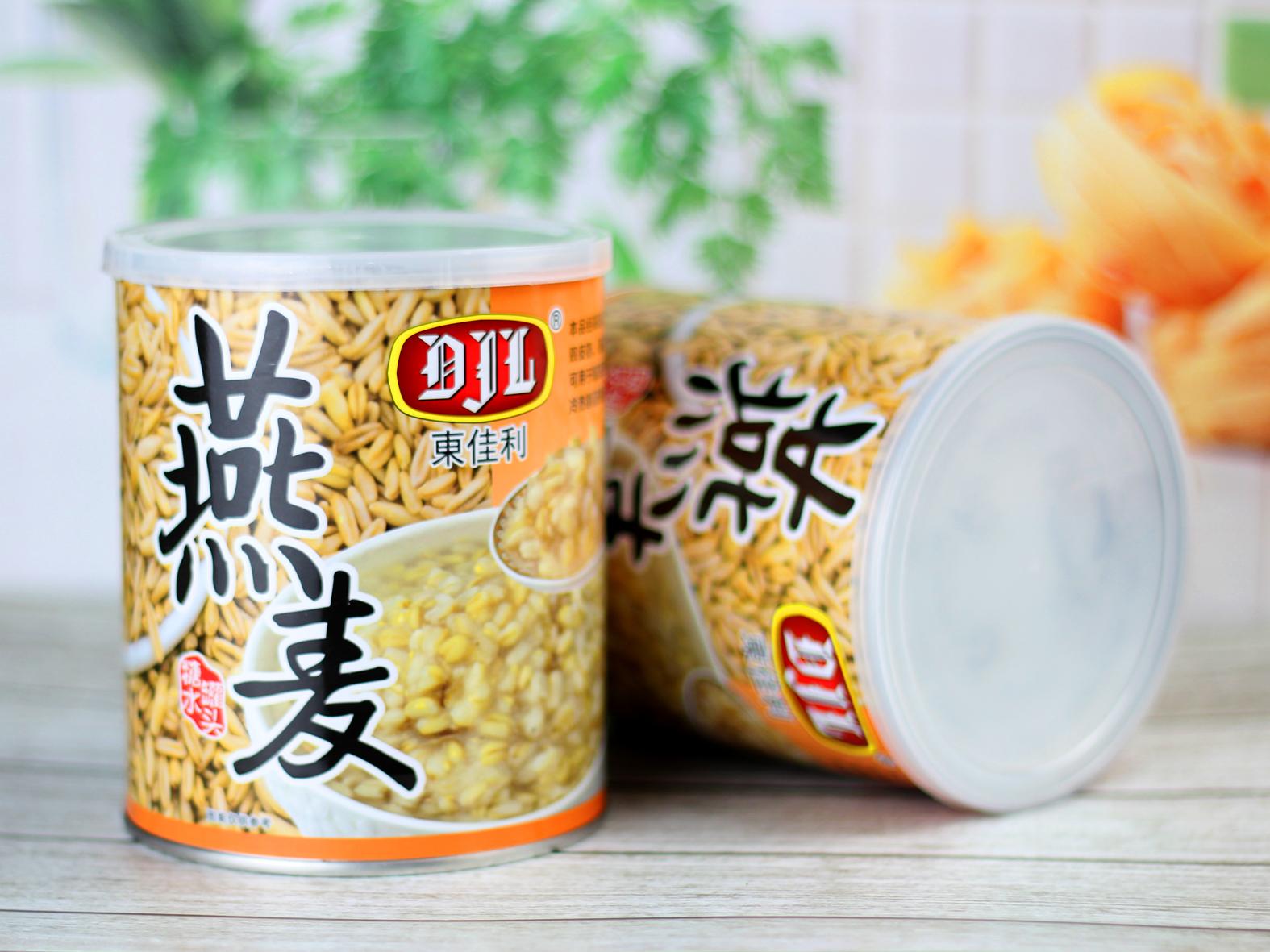 东佳利900g燕麦