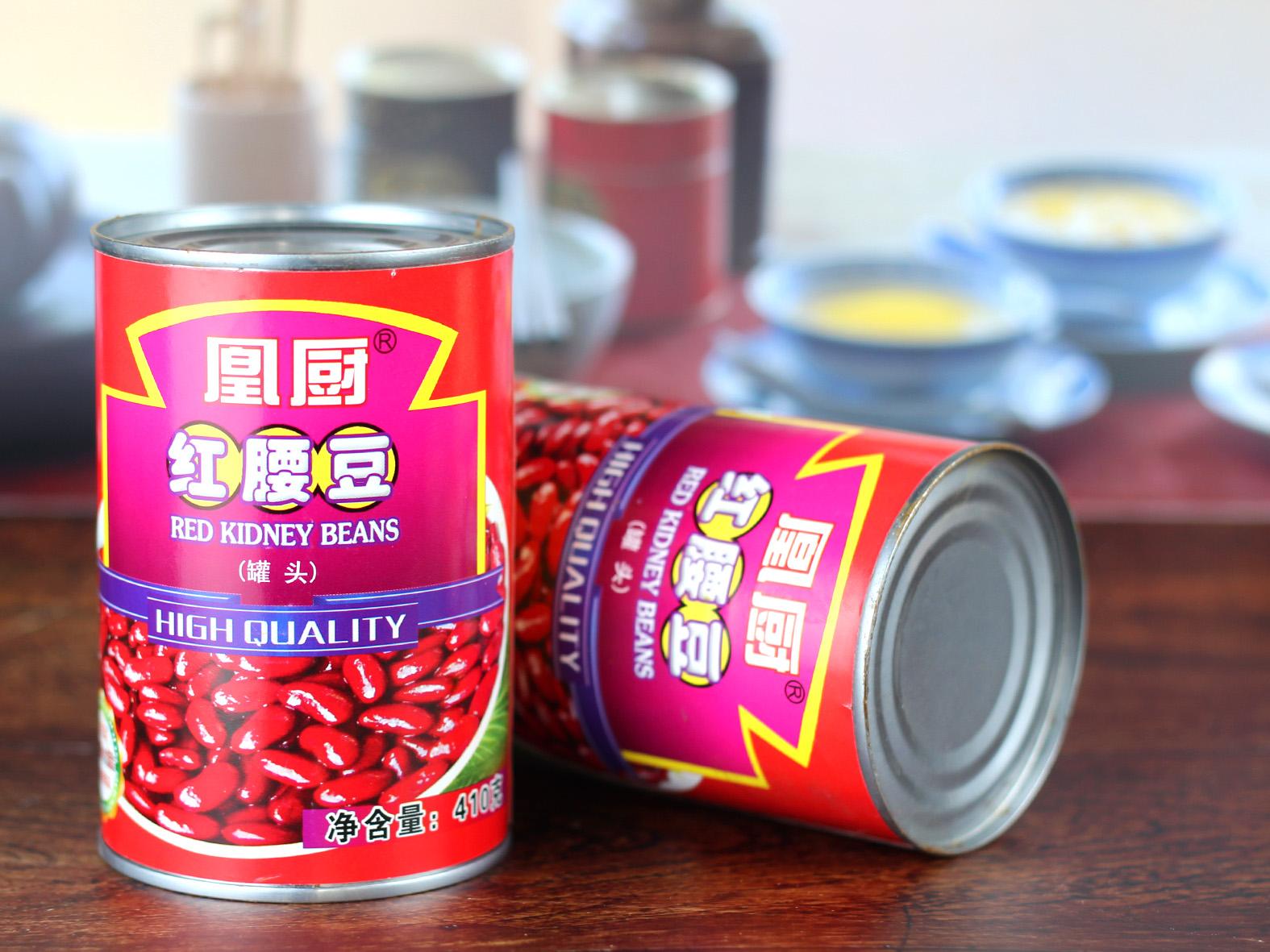 凰厨410g红腰豆