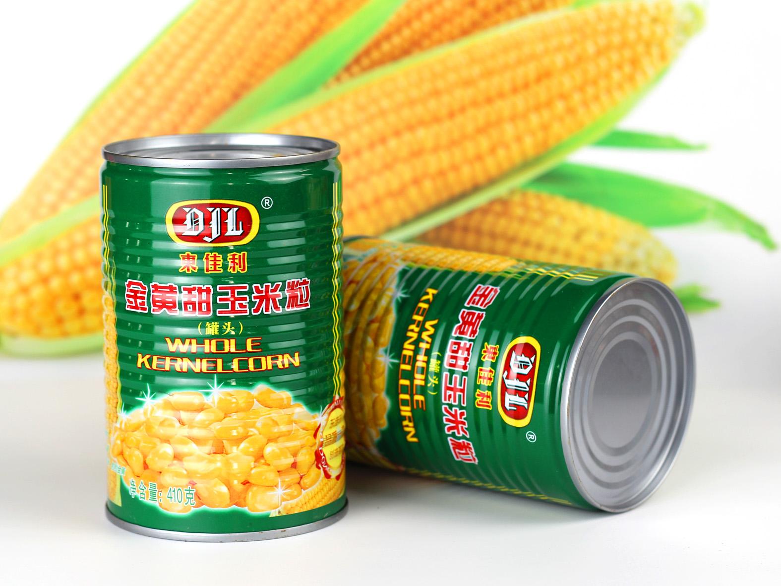 东佳利410g玉米粒