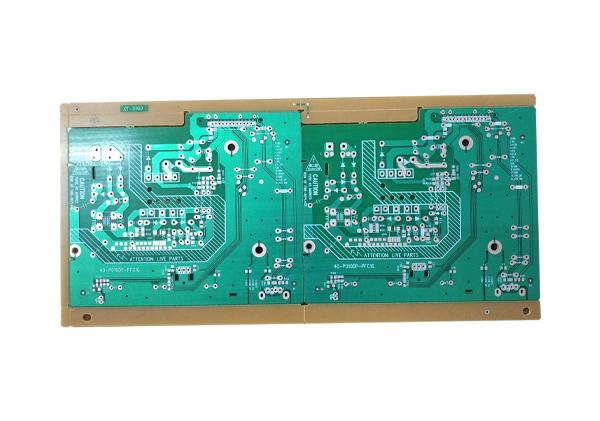绿油OSP板