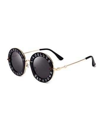 尼龙不偏光铜镍合金太阳眼镜