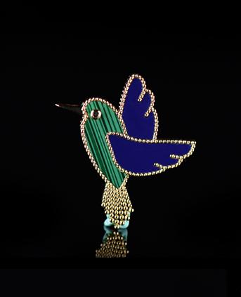 大牌鹰设计款胸针