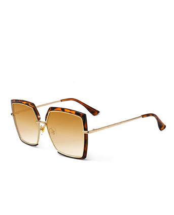 酷炫尼龙不偏光铜镍合金太阳眼镜