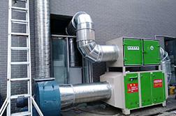 为什么工业废气处理设备的价钱不一样?