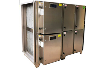 UV光解+活性炭一体化设备