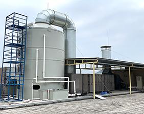 VOCS废气处理工程